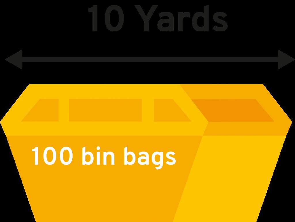 10 Yard Dereham Skip Hire Icon